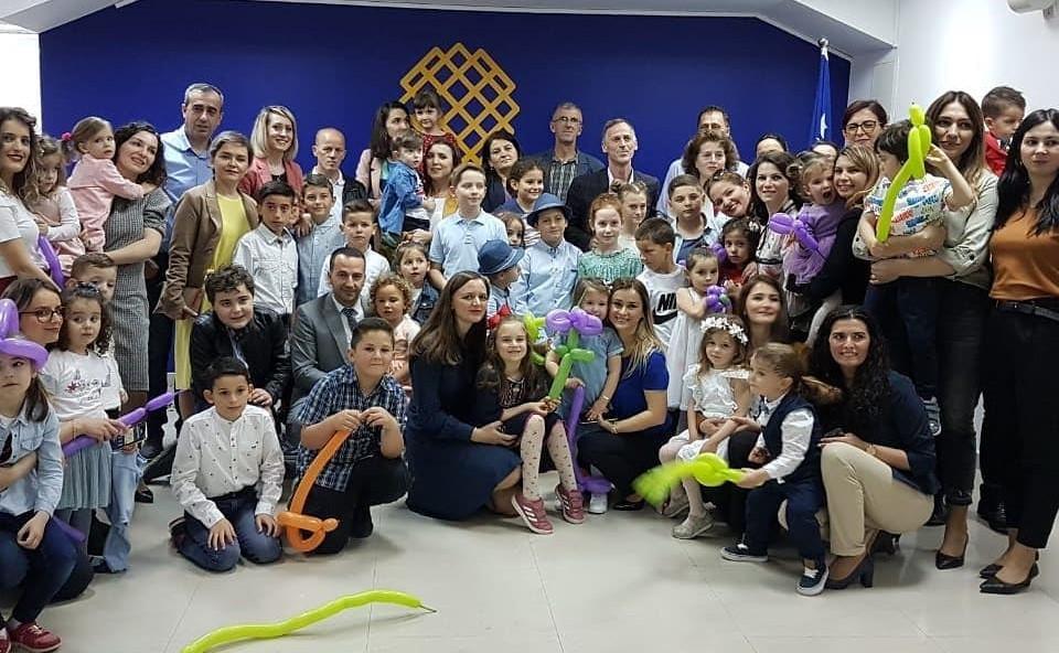 Festa e femijeve