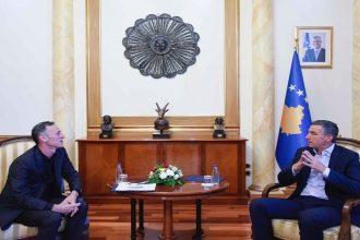 Takimi i AP me kryetarin e Parlamentit