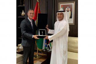 Vizita ne Emiratet e Bashkuara Arabe 01