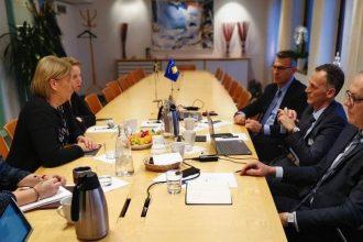 Takimi Komitetit Drejtues Stokholm